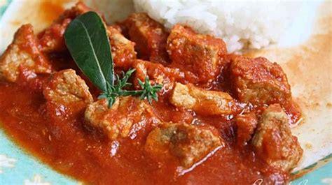 comment cuisiner un sauté de porc sauté de porc au paprika recette par by acb 4 you
