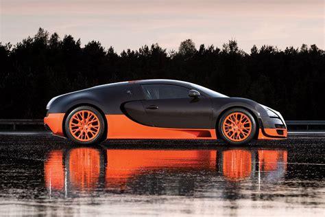 Car Faster Than Bugatti Veyron by Fastest Car The Bugatti Veyron Sport Is