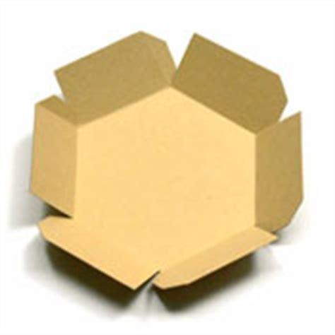 sechseckige schachtel falten 6 eckige schachtel