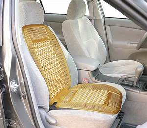 wagan in9912 bead and rattan cool seat cover health beauty With seat covers for cane furniture