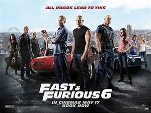 NEW-Fast-and-Furious-6-poster | Filmwerk