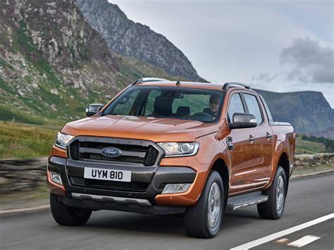Tough New Ford Ranger Makes European Debut In Frankfurt