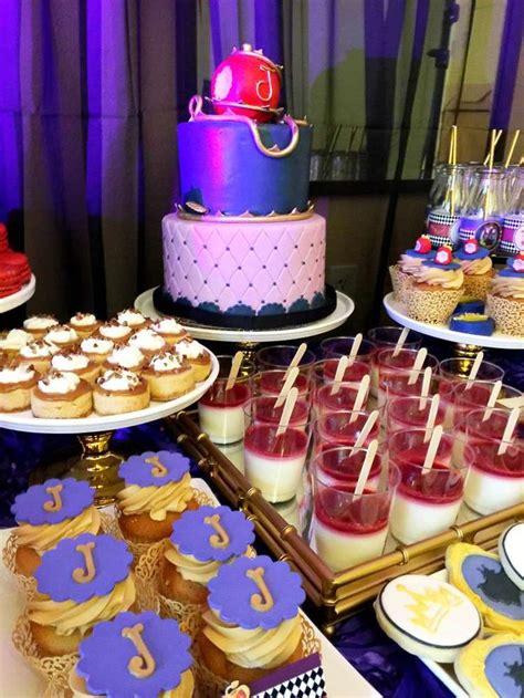 birthday party ideas rookie disney 39 s descendants birthday party ideas