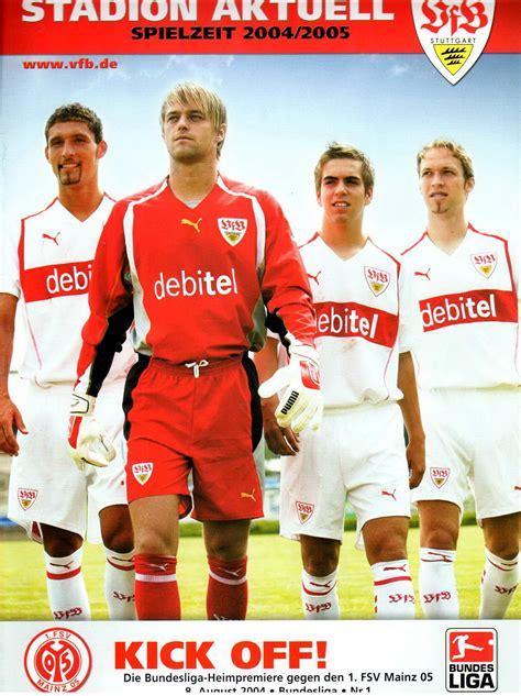 Offizieller instagram account des vfb stuttgart. VfB Stuttgart 1893 vs 1.FSV Mainz 05 (2004/2005) | www ...