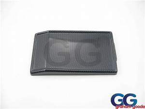 Ford Focus Rs Mk1 Carbon Effect Fuse Box Cover Ggf064