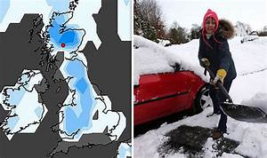UK SNOW WARNING: Britain to get engulfed with snow as ...
