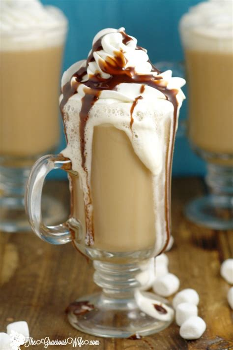 20 coffee creamer flavors you won't believe actually exist. Homemade Marshmallow Coffee Creamer | The Gracious Wife