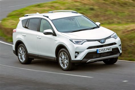Toyota Car : Toyota Rav4 Hybrid (2016) Business Edition Plus Review By