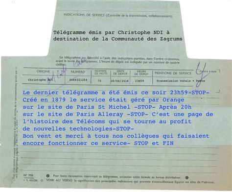 foto de CFTC LE TELEGRAMME : STOP