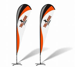 teardrop flag template - teardrop banner flag tall man promo 1 source for