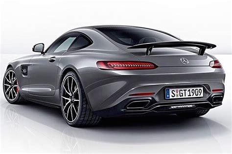 Mercedes Amg Gt Autosalon 2014 Preis Bilder