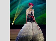 The national costume round of Miss Universe 2015 Daily