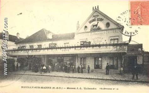 bureau de poste neuilly sur marne cartes postales anciennes de neuilly sur marne 93330