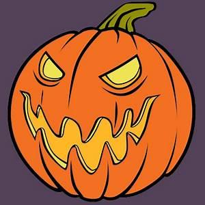 Citrouille D Halloween Dessin : coloriage m chante citrouille d 39 halloween a imprimer dessin colorier et dessin non colorier ~ Nature-et-papiers.com Idées de Décoration