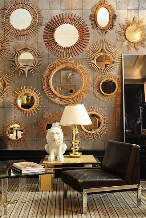 mirrors decoration on the wall wall decor mirrors at home and interior design ideas