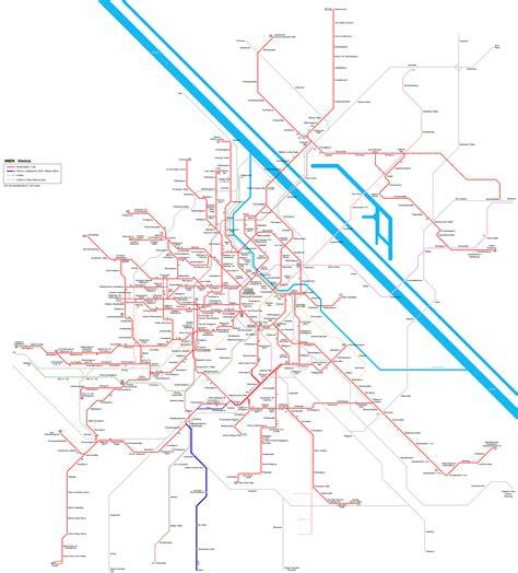ouvrir des chambres d hotes carte des itinéraires de tram vienne carte typographique