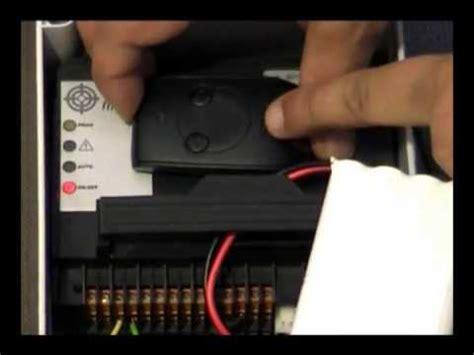 comment programmer une telecommande de porte de garage comment ajouter une t 233 l 233 commande sur un moteur de portail