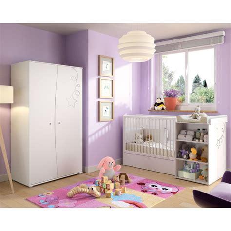 armoire chambre de bébé noa univers chambre tousmesmeubles
