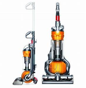 Dyson Dc24 Ball Multi Floor Bagless Small Upright Vacuum