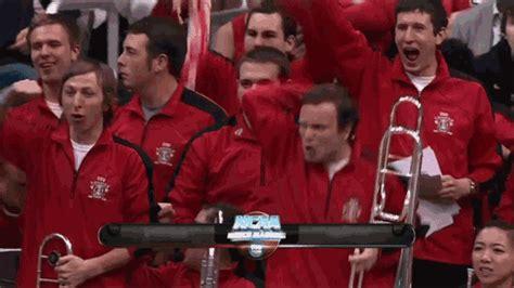 ohio state trombone guy   enthused  buckeyes