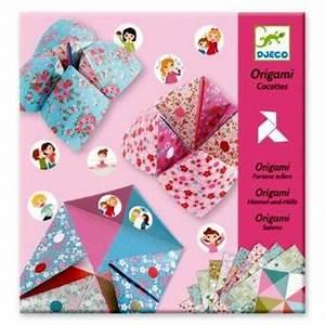 Loisirs Créatifs Enfants : pliage papier djeco origami cocottes gages loisirs ~ Melissatoandfro.com Idées de Décoration