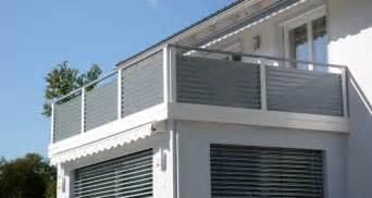 balkon aus aluminium alu design villach leeb balkone und zäune