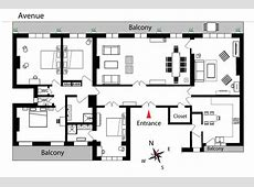 République floor plan Floor plans Pinterest