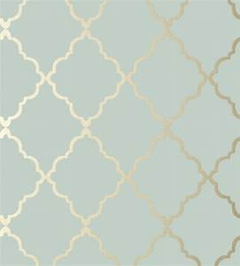 Anna French - Klein Trellis Wallpaper