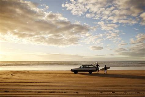 zealands unforgettable beaches zealand pinterest