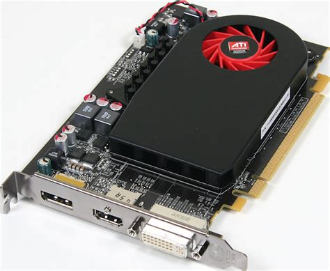 Amd's Radeon Hd 5670 Graphics Card  The Tech Report  Page 1