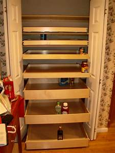 Roll out solutions from shelfgenie of new jersey eliminate for Pantry roll out shelf