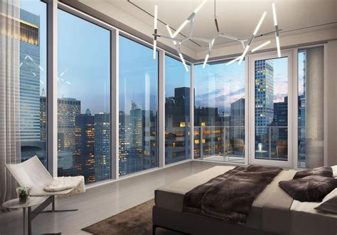 condominium residences  deep terraces  midtown nyc