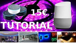 Licht Mit Alexa Steuern : alle led stripes mit alexa google home steuern f r 15 ~ Lizthompson.info Haus und Dekorationen