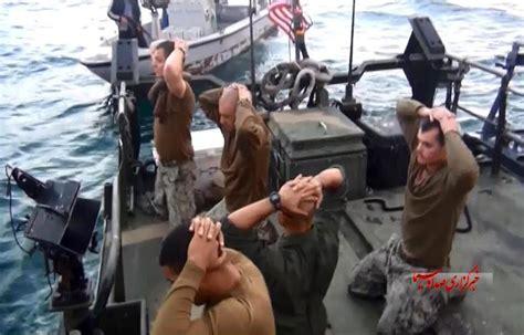 News Iran by Experts Iran S Arrest Of U S Sailors International