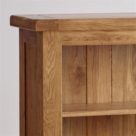 Small Rustic Bookcase by Original Rustic Small Bookcase In Solid Oak Oak