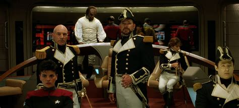Tng Lower Decks Script by Reel Rewind Trek Generations Cromeyellow