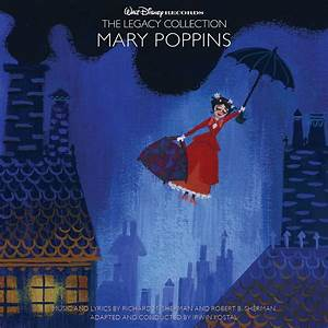 CD Review: MARY POPPINS and SLEEPING BEAUTY soundtracks ...