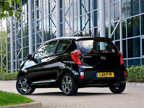 Kia Picanto 3-door (2012)