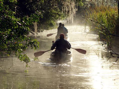 canoeing kayaking big cypress national preserve