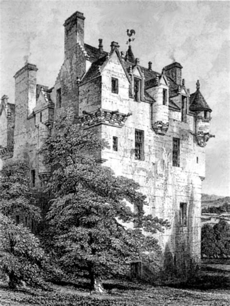 Crathes Castle | The Castles of Scotland, Coventry