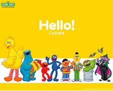 Sesame Street Logo Vector Sesame street ini diproduksi Sesame Street      Sesame Street Logo Vector