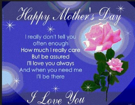 happy mothers day  love  quote pictures