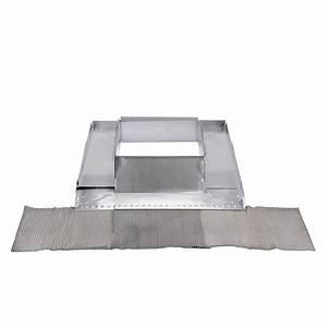 Garniture de cheminee reglable zinc scover plus leroy merlin for Tonnelle de jardin leroy merlin 2 garniture de cheminee reglable zinc scover plus leroy merlin