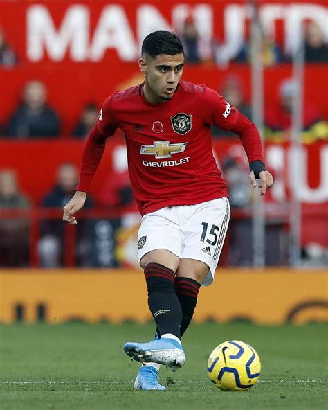 Andreas Pereira calls on Manchester United to maintain ...