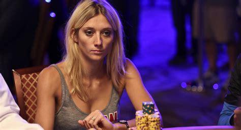 Gaelle Baumann - Poker Player