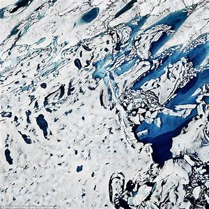Timo Lieber's THAW captures Greenland's melting polar ice ...