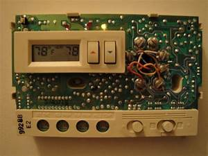 Changing Thermostat From White
