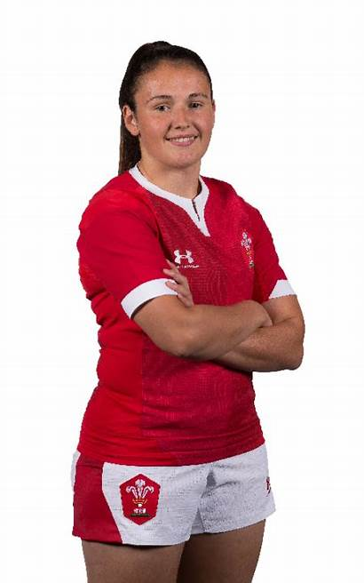 Powell Kayleigh Wales Welsh Rugby