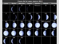 Calendario Lunar 2011 Esoterismoscom