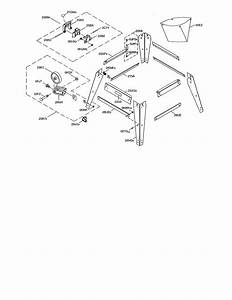 Craftsman Model 137218072 Table Saw Genuine Parts